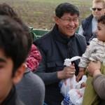Cardeal visitará refugiados sírios e iraquianos no Líbano