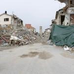 Papa visita Amatrice, cidade italiana atingida por terremoto