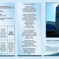 Festa da Unidade Paroquial – 24 anos!