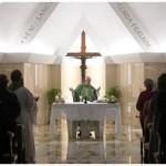 Papa Francisco: escolher Deus, não as riquezas