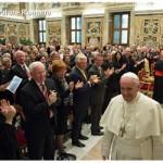 Papa: mundo atual precisa de testemunhas do Evangelho