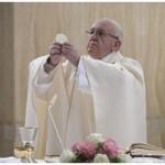Papa: não resistir ao Espírito Santo, acolher surpresas de Deus