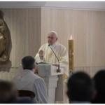 Papa: o Evangelho une e a ideologia divide