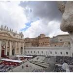 Papa: Pedro e Paulo sigilaram com o próprio sangue o testemunho de Cristo