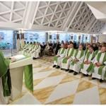 Homilia na Casa Santa Marta: um cristão jamais deve ser hipócrita