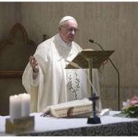 Papa: a consolação verdadeira é dom e serviço
