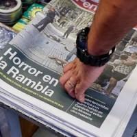 Barcelona: Papa acompanha e está unido em oração