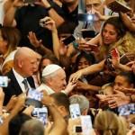 Papa: Deus nos quer herdeiros de uma promessa e incansáveis cultivadores de sonhos