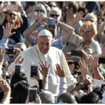Papa na Audiência Geral: Colômbia, país de futuro
