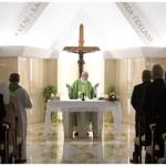 Papa: mergulhar no mistério de Jesus, não basta ser bons cristãos