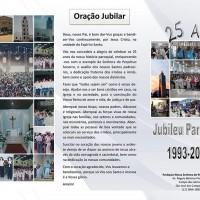 Jubileu Paroquial – 25 anos