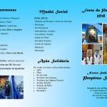 Festa da Padroeira 2018 – Programação completa