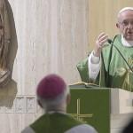 """Papa: os cristãos """"sem memória"""" perdem o sal da vida"""