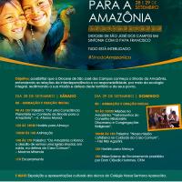 Pró Sínodo Para a Amazônia