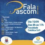 Fala Pascom 15/09/2019