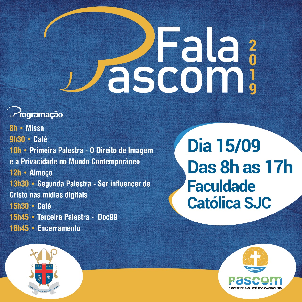 Fala PASCOM 2019