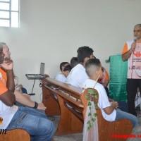 1ª Eucaristia Capela Santa Edwiges - Fotos Izaias Pascom 12
