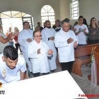 1ª Eucaristia Capela Santa Edwiges - Fotos Izaias Pascom 2