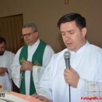 1ª Eucaristia Capela Santa Edwiges - Fotos Izaias Pascom 5