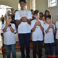 1ª Eucaristia Capela Santa Edwiges - Fotos Izaias Pascom 6