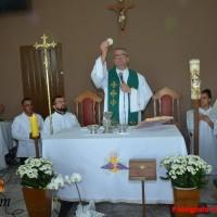 1ª Eucaristia Capela Santa Edwiges - Fotos Izaias Pascom 7