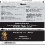 Comunicados Semanais – de 02 a 08/12/2019.