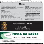 Comunicados Semanais – de 09 a 15/12/2019.