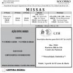 Comunicados Semanais – de 26/01 a 03/02/2020.