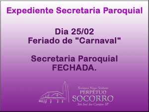 Expediente Secretaria 25 Fev