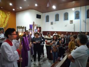 Sagrado Coração de Jesus e Via Sacra 06 03 20 (20)