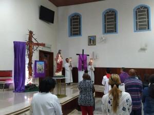 Sagrado Coração de Jesus e Via Sacra 06 03 20 (37)
