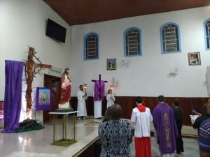Sagrado Coração de Jesus e Via Sacra 06 03 20 (41)