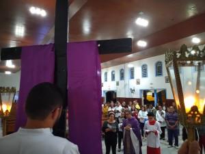 Sagrado Coração de Jesus e Via Sacra 06 03 20 (45)