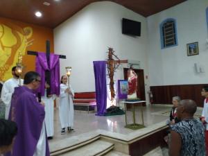 Sagrado Coração de Jesus e Via Sacra 06 03 20 (46)