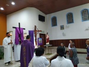 Sagrado Coração de Jesus e Via Sacra 06 03 20 (47)