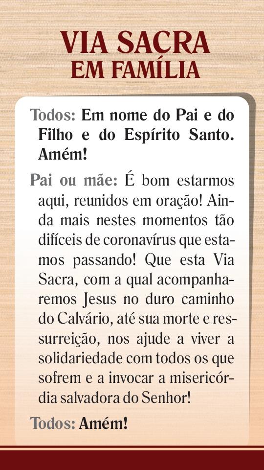 Via Sacra Em Família (2)