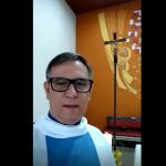 Mensagem do Pároco no dia da Divina Misericórdia.
