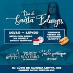 Festa de Santa Edwiges – 16/10/2020.