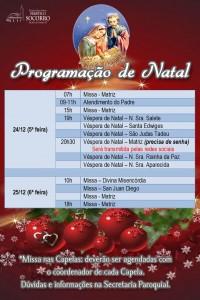 Programação de Natal PNSPS 2020