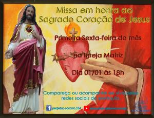 Sagrado-Coração-de-Jesus 01-012021 18h