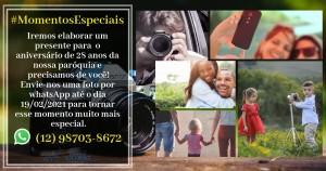 Momentos Especiais Fotos até 19 02 2021