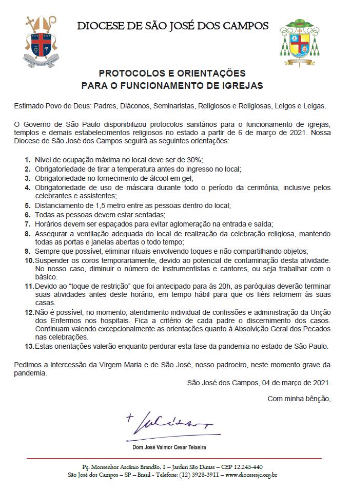Protocolo Diocesano 04.03.2021