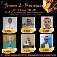 Semana de Pentecostes