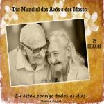 Dia dos Avós e dos Idoso – Santa Ana e São Joaquim, rogai por nós!