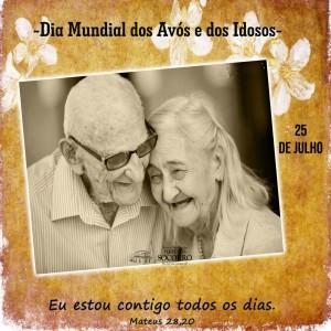 Dia mundial dos avós 25 07 2021