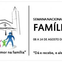 Semana Nacional da Família 2021.
